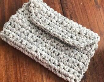 Handmade Sparkly Clutch/Handbag