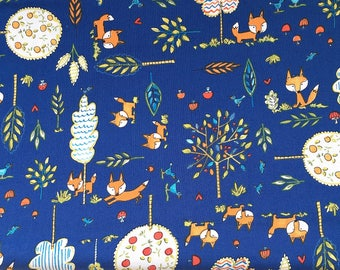 Dena Designs for freespirit - Fox Playground Fabric from the Fox Playground collection