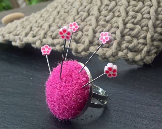 Wool ring pin holder 25 mm