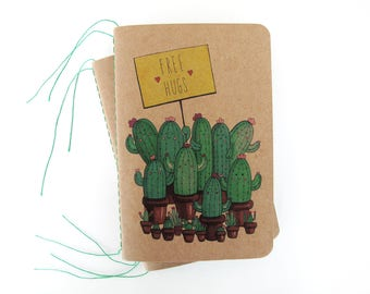 Cactus Series Notebook 1