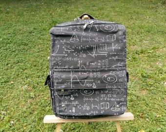 Backpack, mini  backpack, women backpack, handmade backpack