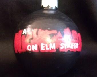 Nightmare on Elm Street Ornament