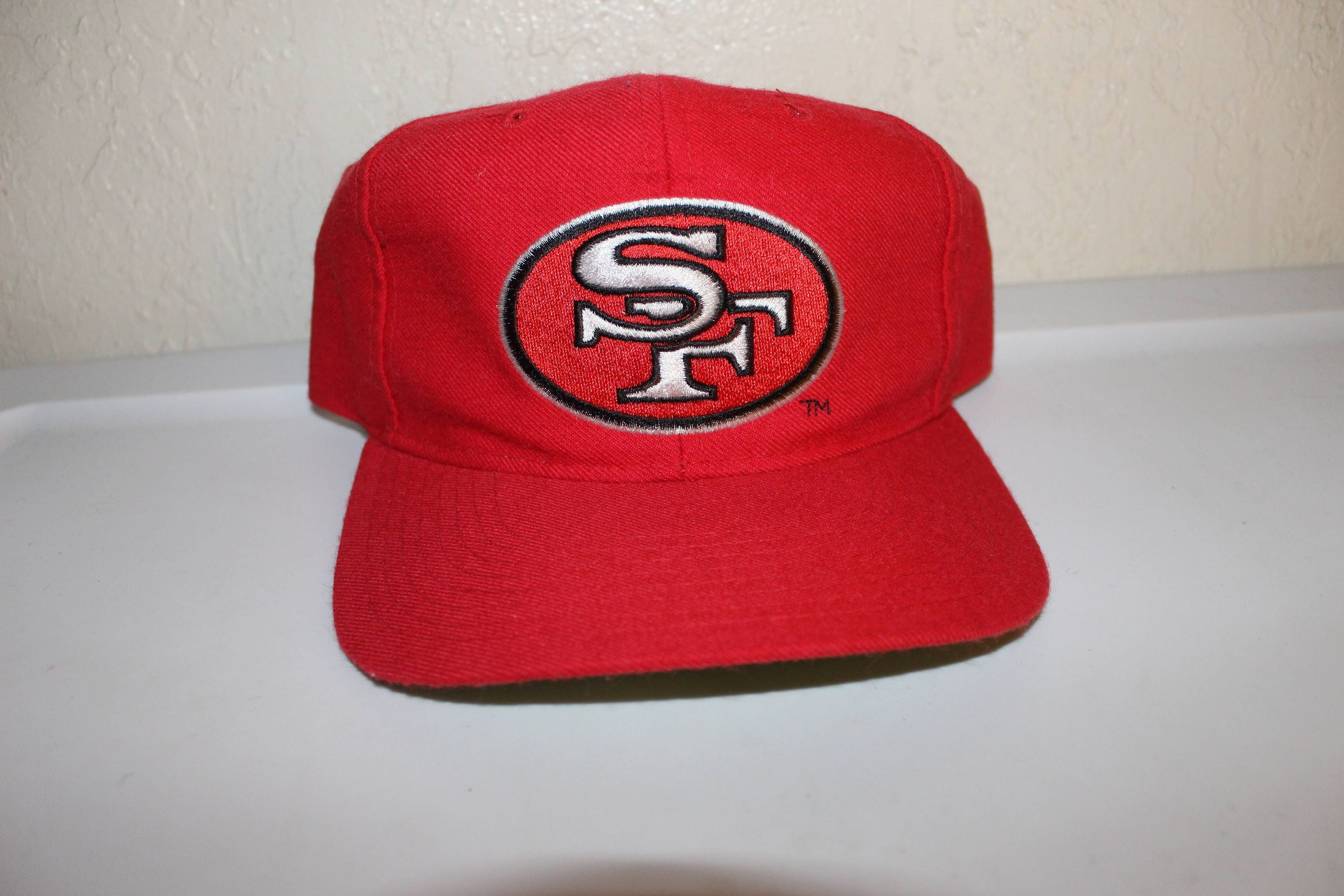0dc13f955a3 ... Hat CFL Canadian Football League Cap Lucky Stripes Style Ballcap. Old  Price  35.00. Vintage 90 s San Francisco 49ers Snapback by New Era