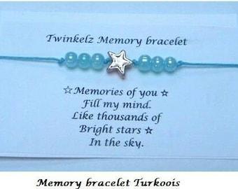 Twinkelz Memory bracelet