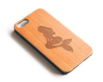 iPhone X Case, iPhone 8 Case, iPhone 8 Plus Case, iPhone 7 Plus Case, Mermaid iPhone Case, iPhone 6 Case, Wood iPhone 7 Case,iPhone 6S