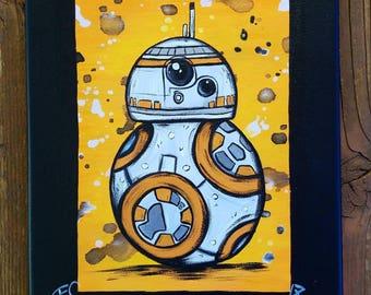 PRINT One 8X10 Star Wars Print