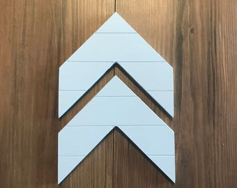 Wood Arrows. Wood Arrow Signs.  Wall Decor. Wood Arrow Wall Art. Chevron Wood Arrows. Shiplap Chevron Arrows. Rustic Wood Arrow.