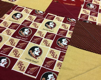 Florida State University Quilt