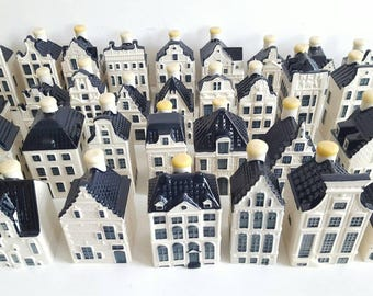 Choose from 75 KLM Blue Delft China Miniature Houses Bols collection