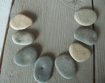 Flat pebbles etsy for Where to buy flat rocks for crafts
