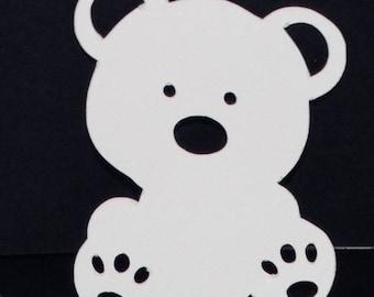 Cut out bear hug