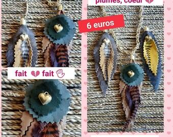set of 3 pendants