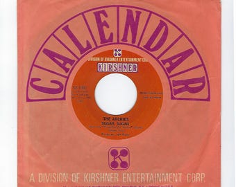 The Archies - Sugar, Sugar / Melody Hill - 45rpm - 1969