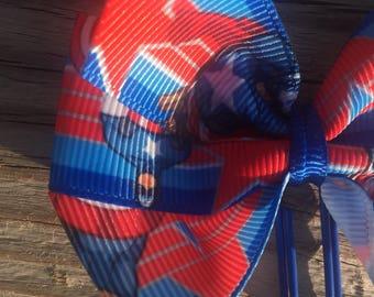 Captain America Marvel Bow Planner Clip