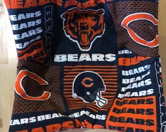 Microwave Bowl Holder - Chicago Bears