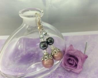 Earrings ' ear romantic poetry and charm