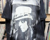1990s Alice Cooper Bleached Out T-shirt