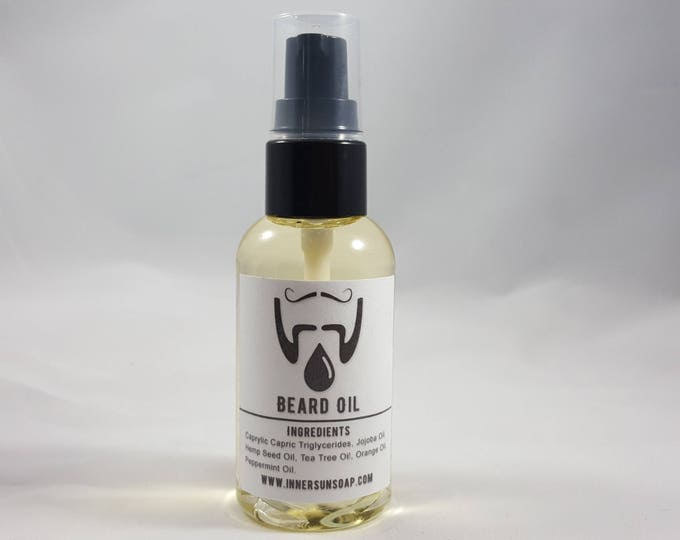 Featured listing image: All Natural Beard Oil