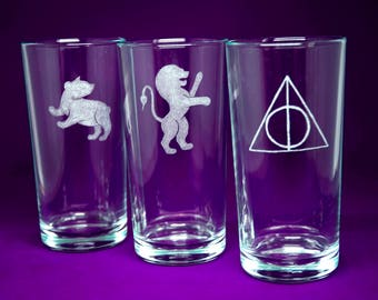 Harry Potter Hiball glasses