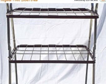 35% off Sale retro1950 1960 Pillsbury mid century shelving kitchen loft industrial