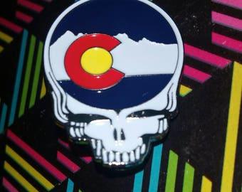Colorado Flag Steeley