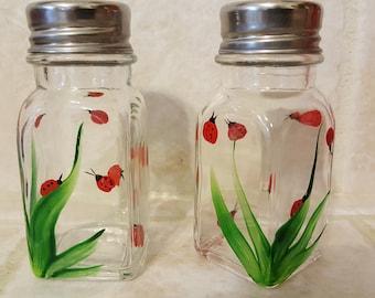 LadyBugs - Salt & Pepper Shakers (Set of 2)