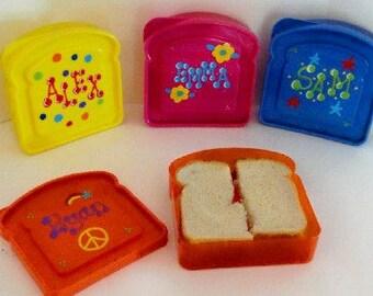 Sandwich Holder/Crayon Box/Kids Storage