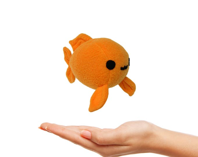 Mini Goldfish Sewing Pattern