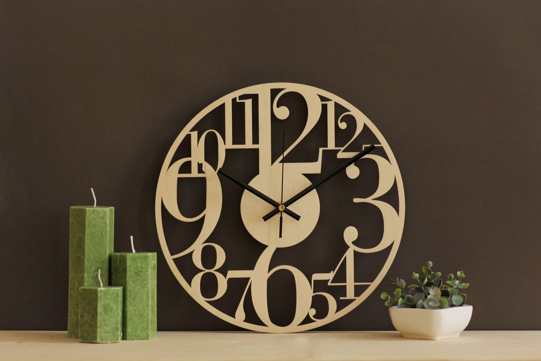 silent wall clock nullisecond