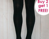 Buy 2, GET a FREE Pair of Winter White! Skirt Socks: the ultimate thigh-high that stays up! Free shipping in US!