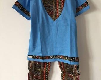 Shirt and pants DASHIKI 5-6 years