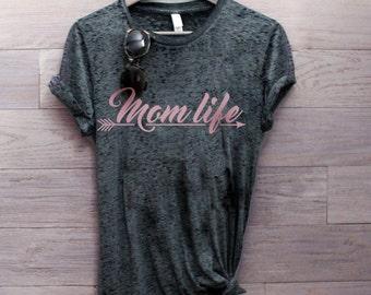 Mom life tshirt, mom life shirt, mama bear shirt, mom shirt, mom life, gift for mom, for her, plus size, boy mom, girl mom, mommin aint easy