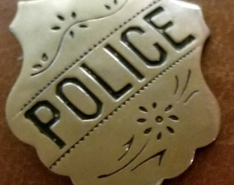Late l800's Police Badge\ Constable Badge