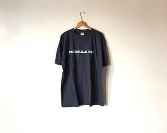 FORMULA 420 TEE // 90s // XL // Formula 420 // 420 Shirt // 420 T-Shirt // 420 // Weed Shirt // Weed T-Shirt // Cannabis Shirt // 420 Shirt