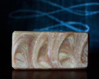Bergamot-Orange Goat Milk Soap