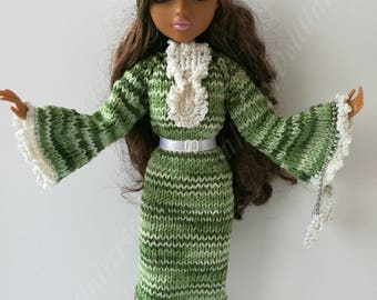 Hand Knitted Outfit for Moxie Teenz