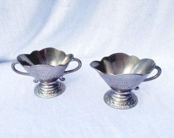 Vintage Set Creamer And Sugar Bowl Ornate Sugar Bowl Ornate Creamer Vintage Sugar Bowl