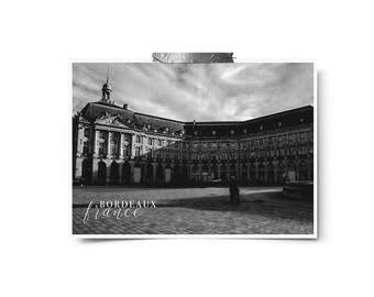 Bordeaux photography, Bordeaux Art, Bordeaux Print, Bordeaux France Poster, Bordeaux Wall Art, Bordeaux, Bordeaux Gift, Travel poster
