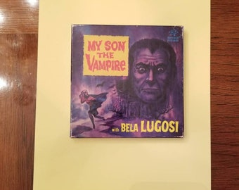 8MM Movie My Son the Vampire with Bela Lugosi