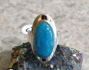 Smithsonite Ring Size 5 1/2