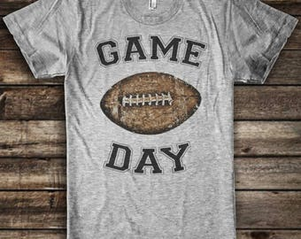 Game Day Shirt - Football Shirt - Game Day Football Shirt - It's Game Day Y'all - College Football Shirt - Tailgate Shirt - Fantasy Football