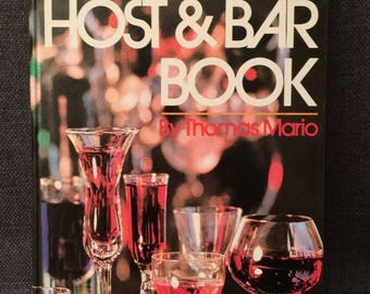1971 Playboy's Host and Bar Book