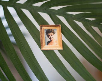 Laura Palmer Pin - Twin Peaks - 90s - Retro