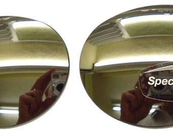1 pair (Right and Left lens) Original Julbo Mirrored Polycarbonate lenses to fit Julbo Drus Sunglasses (Model numbers J014114 and J014120)