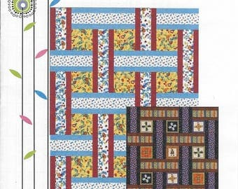 Dreamweaver Quilt Pattern by Creative Sewlutions CS#425 *Domestic 1st Class Shipping Only 1.25!*