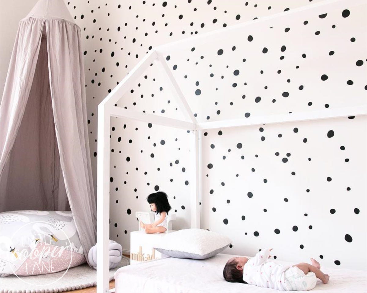Irregular Dots Wall Decal