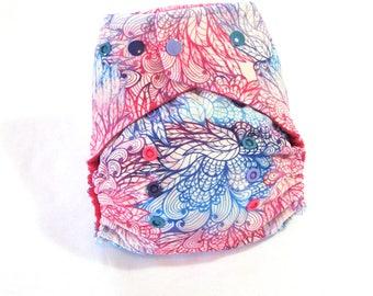 Angel Cloth Diaper, pocket diaper, one size diaper