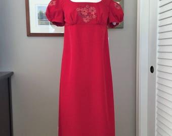 Jane Austen Regency Gown by Iblamejanetoo - U.S. size 4