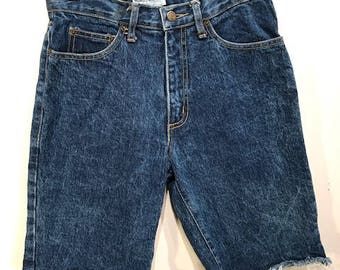 Vintage Guess? by Georges Marciano Jean Shorts
