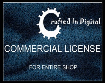 Commercial License for all products.